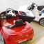 ส่งฟรี รถแบตเตอรี่เด็กนั่งไฟฟ้า รุ่น LN5618 ยี่ห้อ bmw เปิดประตูได้ 2 แบต 2 มอเตอร์ thumbnail 4