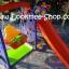 ชุดสไลเดอร์ ชิงช้า แป้นบาส สีแดง-น้ำเงิน รวมส่ง thumbnail 2