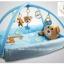 ส่งฟรี Play gym Little Bear ปรับเป็นเตียงเด็กขอบตั้ง ขนาดใหญ่ มีเสียงดนตรี thumbnail 2