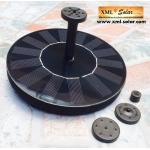 Fountain with solar energy (Circle shape)