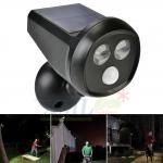 XML-Solar Solar street lamp in CCTV shape with Motion sensor (New collection)