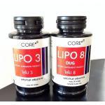 (Combo Set 1) LIPO 8 + LIPO 3 (สุดยอดดักจับไขมัน ลดไขมันสะสม)