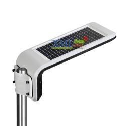 โคมไฟถนนโซล่าเซลล์ 1000 lumens (แสง ขาว )