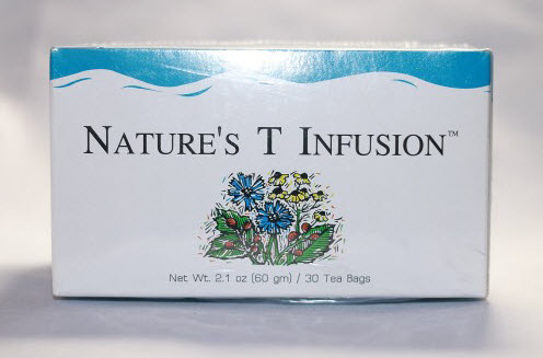 Nature's T Infusion (ชาเนเจอร์ที)