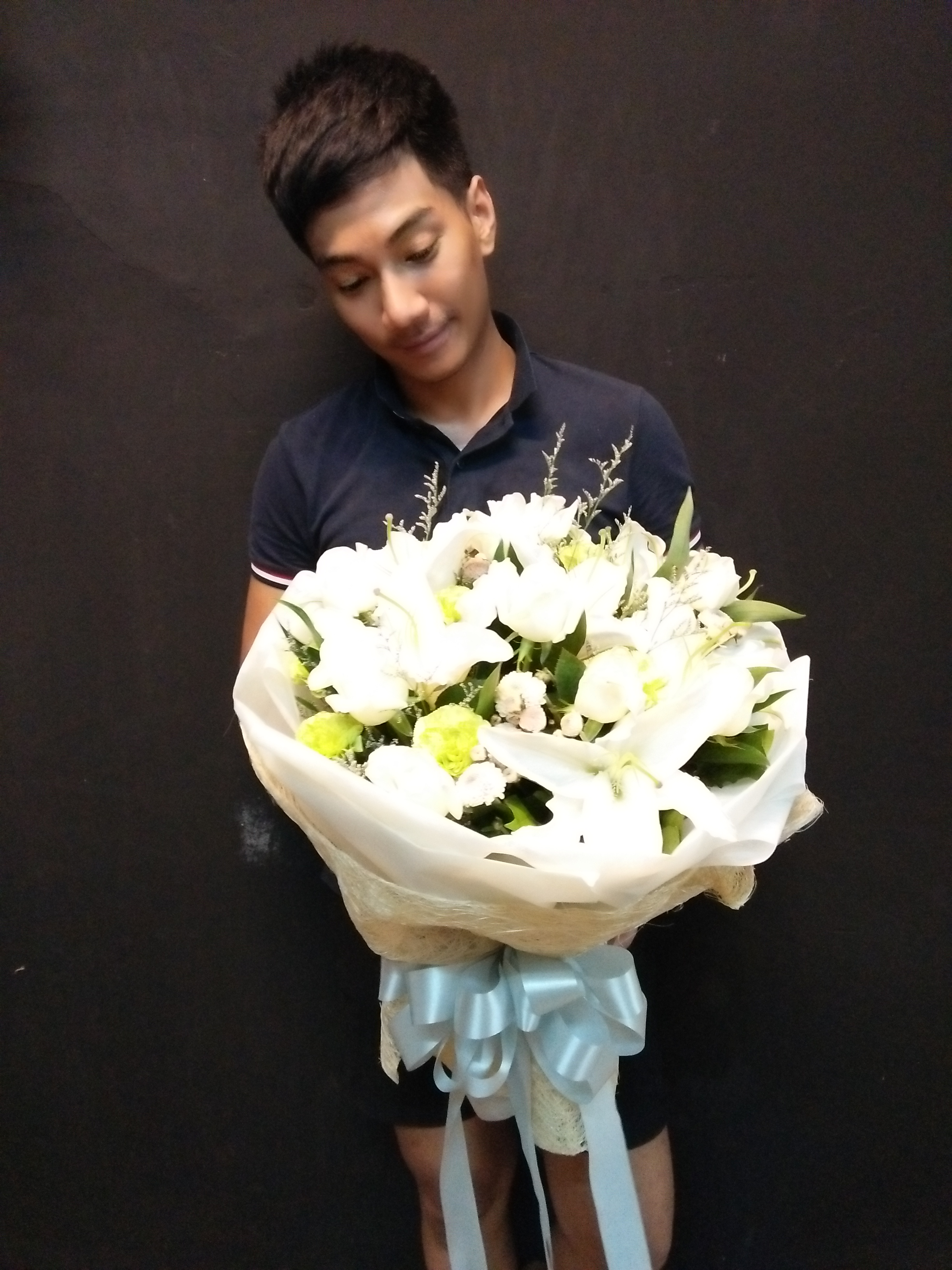 ช่อดอกไม้ 18