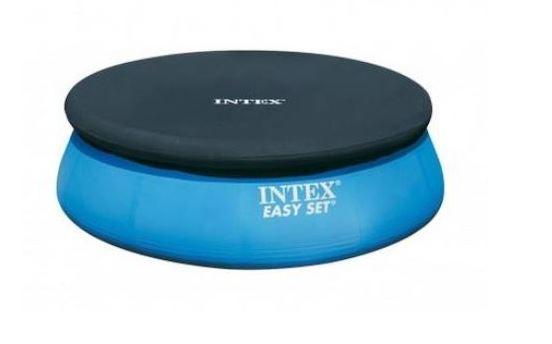 ผ้าคลุมสระน้ำขนาดใหญ่ Easy Set Pool Intex [12ฟุต]** ส่งฟรี Kerry**
