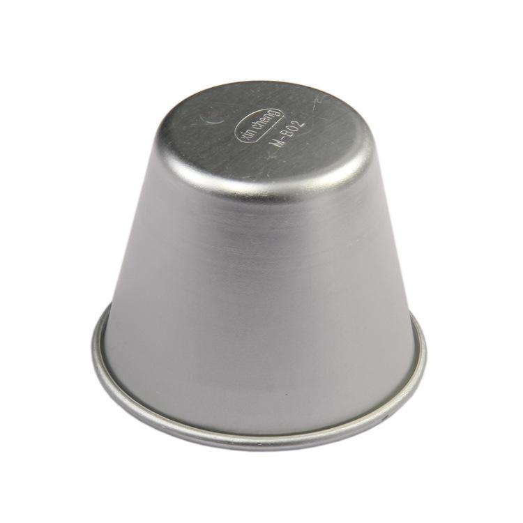 ถ้วยคัพเค้กอลูมิเนียมสูง M-B02
