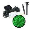 ไฟกระพริบโซล่าเซลล์ 100 LED (เเสง : สีเขียว)