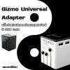 Gizmo Universal Travel Adapter (ปลั๊กเดินทางทั่วโลก) USB 2.5A