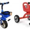 รถจักยาน สามล้อ สำหรับเด็ก แข็งแรง แบบมีตระกร้า
