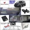 FORD FIESTA 2008~2013 HB-Hatchback R-row (1 pcs)