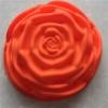 พิมพ์ซิลิโคน รูปดอกกุหลาบ