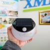 โคมไฟโซล่าเซลล์ ติดผนัง ทรงครึ่งวงกลม 11 super SMD LED + Motion sensor (200 lumens)