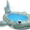 ส่งฟรี!! สระเป่าลมน้ำพุ ปลาฉลาม รุ่น 57433 (สีเทา)