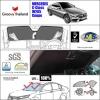 BENZ C-CLASS W205 Coupe F-row (1 pcs)