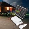 ชุด solar cell อเนกประสงค์ (ขนาดพกพา 13,200 mAh)