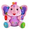 ตุ๊กตาช้าง เสริมพัฒนาการ JOLLYBABY สีชมพู ***ส่งฟรีพัสดุ ***