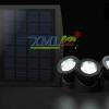 ไฟโซล่าเซลล์ส่องใต้น้ำ 3 ชุด 18 LED (เเสง : ขาว)