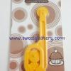 ที่ตัดฟองดองท์ หรือพิมพ์ลวดลายฟองดองท์ (Plastic fondant cutter) (ของจริงสีขาว)