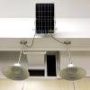 โคมไฟโซล่าเซลล์ ติดเพดาน รุ่นเล็ก 10 W.(Monocrystalline) (แสง ขาว)
