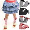 ถุงเท้ายาวสุดเก๋ เทรนด์เด็กญี่ปุ่น เกาหลี ที่กำลังฮิตสุดๆในตอนนี้ ติดโบ มีลายทาง และสีพื้น ใส่แล้วน่ารักอินเทรนด์สุดๆเลยค่ะ ส่งฟรีลงทะเบียน !!