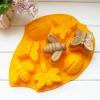 พิมพ์ซิลิโคน รูปผึ้ง เต่าทอง+ผีเสื้อ