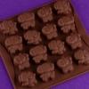 พิมพ์ซิลิโคน รูปช้าง 16 ช่อง