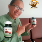 ประสบการณ์ดีๆ จากการกินเห็ดหลินจือแดงสกัดของ AU Farm