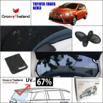 TOYOTA YARIS Gen3 2014-Now R-row (1 pcs)