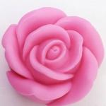 โมล พิมพ์ซิลิโคน รูปดอกกุหลาบ