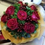ช่อดอกไม้ 38