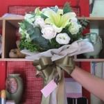 ช่อดอกไม้ 09