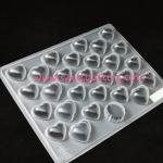 พิมพ์วุ้น พิมพ์ช็อคโกแลต รูปหัวใจ 27 ช่อง
