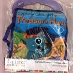 หนังสือผ้า Lamaze เรื่อง Captain Calamari's Treasure Hunt