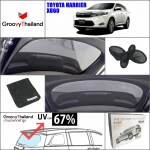 TOYOTA HARRIER XU60 2013-Now R-row (1 pcs)
