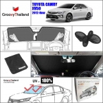 TOYOTA CAMRY XV50 2012~Now F-row (1 pcs)