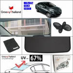 MAZDA 2 Gen3 Sedan R-row (1 pcs)