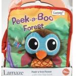 หนังสือผ้า Peek a Boo Forest ยี่ห้อ Lamaze