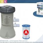 Intex เครื่องกรองน้ำสระน้ำ รุ่น 28604 (สีเทา) ส่งฟรี kerry
