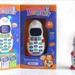 โทรศัพท์มือถือ มีจอ LCD สอนภาษา