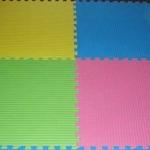 แผ่นรองคลาน สีพื้น ขนาด (60x60x1 ซม.)