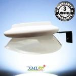 โคมไฟโซล่าเซล กิ่ง 9 SMD LED สีขาว (เเสง : ขาว)