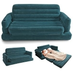 pull out sofa bed intex แถมสูบลมไฟฟ้า + ส่งฟรี