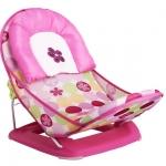 เก้าอี้อาบน้ำเด็ก สีชมพู