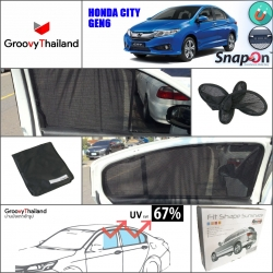 HONDA CITY Gen6 2014-Now (SnapOn - 4 pcs)