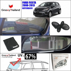 FORD FIESTA 2008~2013 HB-Hatchback R-row (1 pcs)