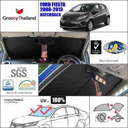 FORD FIESTA 2008~2013 HB-Hatchback F-row (1 pcs)