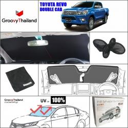TOYOTA REVO DOUBLE CAB F-row (1 pcs)