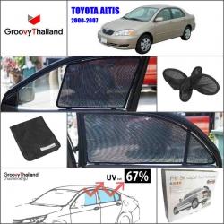 TOYOTA ALTIS Gen9 2000~2007 (4 pcs)