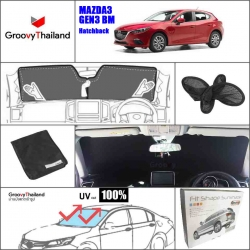 MAZDA 3 GEN3 BM 2014~Now Hatchback F-row (1 pcs)